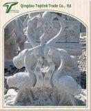 Scultura di pietra/pietra del granito della natura che intaglia/scultura animale