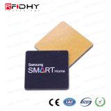 Escritura de la etiqueta inalterable adhesiva clásica de MIFARE EV1 1k NFC