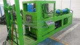 Hohe Leistungsfähigkeits-Abfall-Gummireifen, der die Zeile/Gummipuder herstellen Maschine aufbereitet