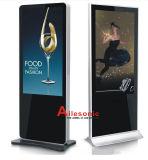 42 дюйма LCD, дисплей с плоским экраном СИД рекламируя видео-плейер экранирует Signage цифров киоска
