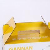 Cajas de embalaje de la fruta de la cartulina