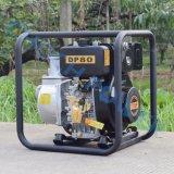 De landbouw Diesel van de Apparatuur van de Pomp van het Water Pomp van het Water Geplaatst 3 Duim