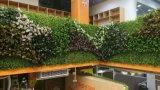 De milieuvriendelijke Materiaal Gesimuleerde Muur van de Installatie