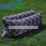 ナイロン膨脹可能な空気ソファー、キャンプのナイロン防水寝袋