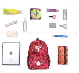 Packsack promotionnel en nylon de sac d'épaules de mode d'OEM pour l'élève