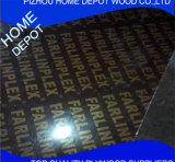 Le contre-plaqué/film marins a fait face au contre-plaqué Shuttering de contre-plaqué/contre-plaqué de construction avec le prix le plus inférieur