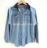 Camicia del `S delle donne del Jean