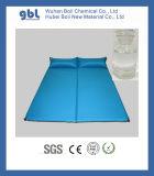 Cama al aire libre del cojín que acampa de aire inflable para dormir colchón de poliuretano pegamento