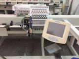 Nueva sola máquina Wy1501hl del bordado de los colores de la pista 15 del diseño 1500*1000m m