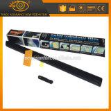 Film solaire de guichet de véhicule de réduction de la chaleur de qualité de 1 pli