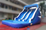 2017 de Nieuwe Dia van het Water van pvc van het Ontwerp Opblaasbare met Pool (chsl228-1)