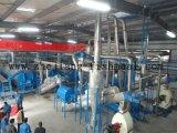 Prensa de la línea de la planta de la harina de pescado