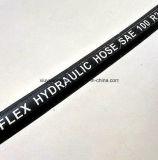 Flexibler Gummischlauch-hydraulischer Schlauch SAE100r1