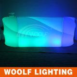 나이트 클럽 LED 표시등 막대 카운터를 바꾸는 색깔
