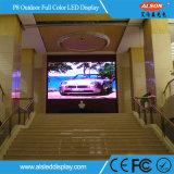 P8 impermeable al aire libre a todo color de pantalla LED para hacer publicidad