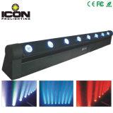 schnelles der Kehrmaschine-8X10W Pixel-Licht Enge-des Träger-LED (ICON-M077)