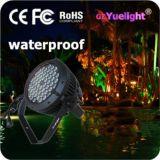 IGUALDAD al aire libre LED 54 de Yuelight de la luz impermeable de la IGUALDAD 3W de la alta calidad