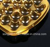 Golden Heart Candy Chocolate Blister Box