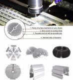 Dissipatore di calore di alluminio di profilo dell'espulsione dell'OEM