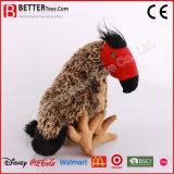 Brinquedo macio da águia do animal enchido de ASTM