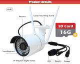 cámara sin hilos del CCTV de la seguridad del nuevo Ce del diseño 4MP para el uso al aire libre