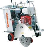 Aufbau-Maschinerie-Treibstoff-Betondecke-Scherblock