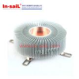 精密銅またはアルミニウムLEDランプのコンピュータ脱熱器