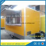 Camion mobile mobile del rimorchio di approvvigionamento di vendita calda/dell'alimento ristorante mobile