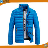 Люди куртки зимы способа OEM фабрики проложили куртку