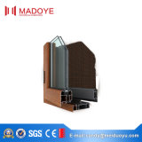 Poeder van het Ontwerp van Madoye bedekte het Recentste het Thermische Openslaand raam van het Aluminium van de Onderbreking met een laag