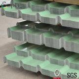 Tôles d'acier ondulées imperméables à l'eau de PPGI pour la toiture
