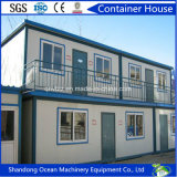 빠른 Eco-Friendly 가벼운 강철 건축재료로 만드는 회의에 의하여 조립식으로 만들어지는 건축 콘테이너 집