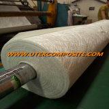 Couvre-tapis de brin coupé par fibre de verre en verre de poudre d'E
