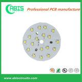 Enige PCB van de Basis van het Aluminium van de Laag voor leiden
