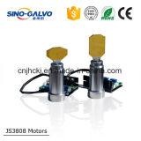 Pieza Js3808 de la máquina del laser del poder más elevado para el corte/el grabado del laser