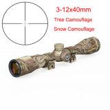 I legni duri registrabili di 1-6X24 Realtree/i militari tattici di portata del fucile di Airsoft camuffamento della neve combattono l'arma di caccia