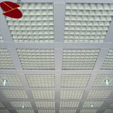 Telha aberta do teto suspendido da grade do alumínio artístico