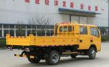 Cabine chaude 3t du tombereau 4X2 de vente de Dongfeng double au camion à la benne basculante 5t à vendre