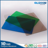 Olsoon Factory Direct couleur PMMA feuille / feuille acrylique en plastique