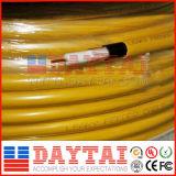 Câble coaxial à alimentation par câble à fuites de 50 Ohm