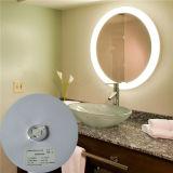 Banheiro material da névoa de Defogger do espelho do animal de estimação calefator elétrico do espelho do anti