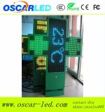 P10 P16 P20のアルミニウム緑色3D LEDの薬学の十字の印