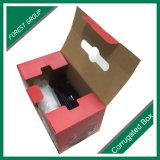 Boîte de empaquetage de expédition à fruit de cadre de double de mur cadeau de papier