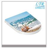 ODM Soft Close Urea Cute Toilet Seat Cover