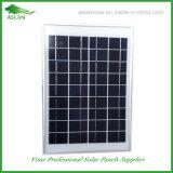 Панель солнечных батарей 20W PV для передвижного солнечного заряжателя