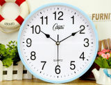 Orologio di parete di plastica del metallo promozionale