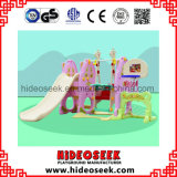 Малое пластичное скольжение и скольжение для малыша с обручем корзины