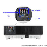 Proyector lleno de W310 LED HD proyector verdadero de la reunión LED del proyector del teatro casero de 2800 lúmenes