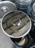 GMPのステンレス鋼のバケツ、ドラム、バレルのSU 304のSU 316L