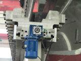 Máquina de dobramento hidráulica da placa Wc67y-100X6000 de aço